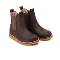 Angulus kinderschoenen Chelsea Boot Grey Brown