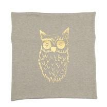 Big owl gold kussensloop