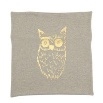 Soft Gallery Big owl gold kussensloop