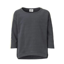 Brushed sweat tahlina charcoal