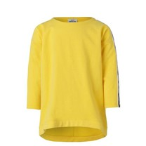 Brushed sweat tahlina yellow