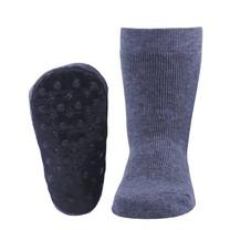 Ewers Ewers grijsblauwe anti-slip sokken