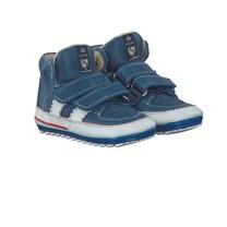 Shoesme Shoesme kobaltblauwe babyschoenen