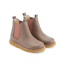Angulus kinderschoenen Chelsea Boot dusty rose