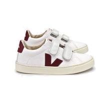 Veja Sneakers marsala white