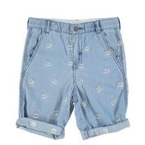 Stella McCartney kids Lucas boy shorts denim
