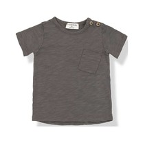 1+ in the Family Judd sleeve t-shirt cacao