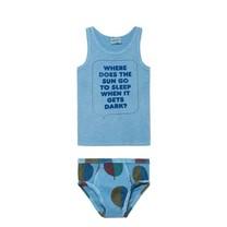 Bobo Choses Where set t shirt & slip