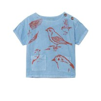 Bobo Choses Birds short sleeve t-shirt