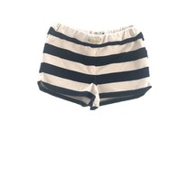 Long Live the Queen Sporty shorts green stripe