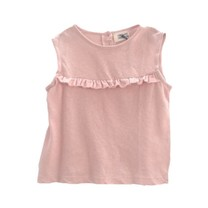 Long Live the Queen Tricot top pale pink
