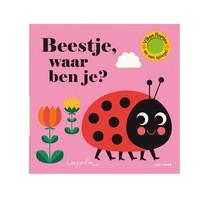 Uitgeverij Gottmer Beestje waar ben je?