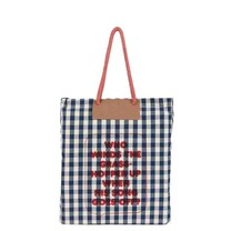 Bobo Choses Who vichy handbag