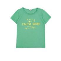 Emile et Ida Vert pacific tee shirt