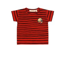 Soft Gallery Baby Ashton flame scarlet t-shirt