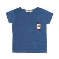 Soft Gallery Pilou t-shirt blue