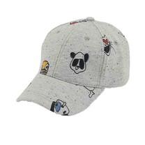 Soft Gallery Cap emoji grey