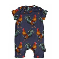 Snurk Rooster baby romper