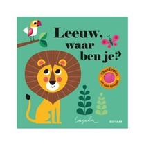 Uitgeverij Gottmer Leeuw waar ben je?