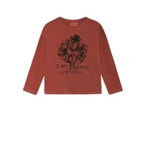 Bobo Choses Shirt Clearely confused oranje