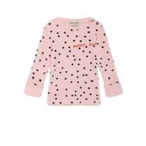 Bobo Choses Baby Shirt Confetti roze