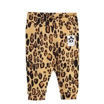 Mini Rodini Baby legging Leopard