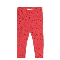 Soft Gallery Baby legging Dots rood
