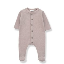 1+ in the Family Marcello jumpsuit rose