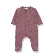 1+ in the Family Marcello jumpsuit pruna