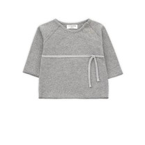 1+ in the Family Cuca shirt mid grey