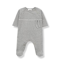 1+ in the Family Nina jumpsuit mid grey