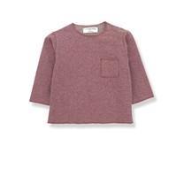 1+ in the Family Oriol t-shirt pruna