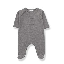 1+ in the Family Asier jumpsuit antraciet/grijs