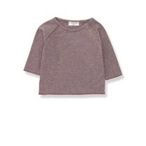 1+ in the Family Eneko t-shirt pruna/grijs