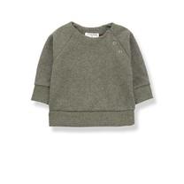 1+ in the Family Mandy sweatshirt khaki