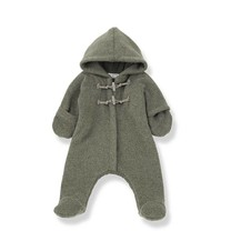 1+ in the Family Andre polar suit khaki
