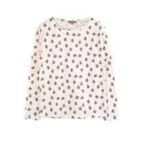 Emile et Ida Baby shirt ecru eglantine