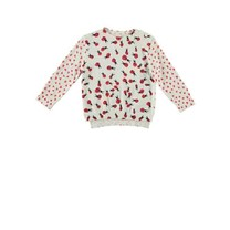 Stella McCartney kids Alex baby sweater Lady Bugs