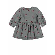 Stella McCartney kids Leona baby jurk Lady bugs