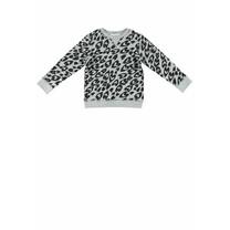 Stella McCartney kids Aggie meisjessweater Hearts