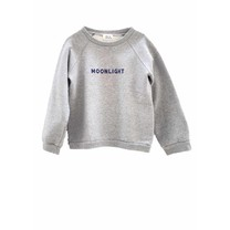 Long Live the Queen Sweater meisje grey