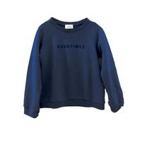 Long Live the Queen Sweater meisje navy
