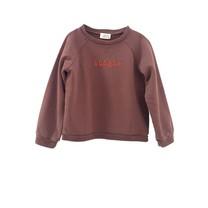 Long Live the Queen Sweater meisje brown