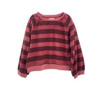 Long Live the Queen Sweater meisje terry stripe