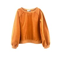 Long Live the Queen Sweater meisje terry gold