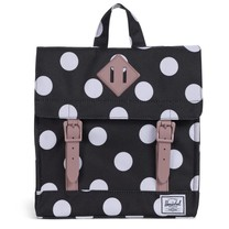 Herschel Survey Kids Polka Dot/Ash Rose