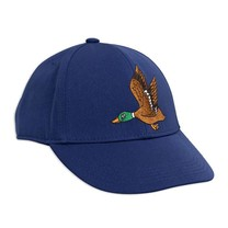 Mini Rodini Duck cap nvay
