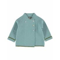 Kidscase Leo baby vestje light blue