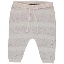 Kidscase Leo baby pants pink