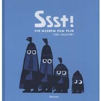 Uitgeverij Gottmer Ssst! We hebben een plan